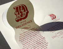 Letterpress Whisky Labels