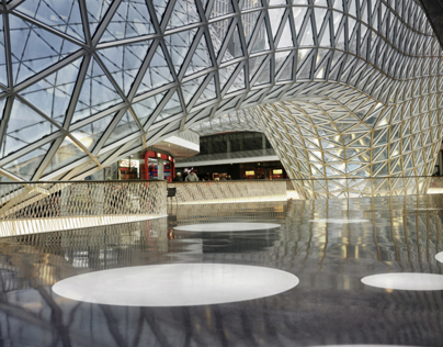Surface bridging - Myzeil