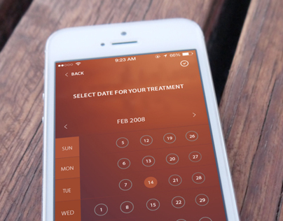 Calendar Doctor App for IOS, work in progress.