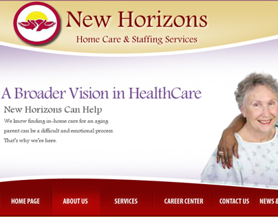 New Horizons Home Care