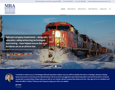 Michigan Railroad Association