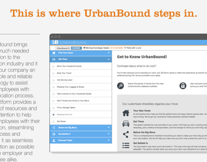 Sales Aid: What is UrbanBound?
