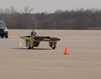 Solar Car Team gets ready for competition