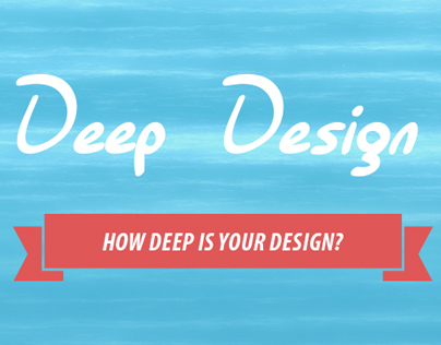 Deep Design (Infographic)