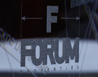 """FORUM PROPERTIES"" 15TH ANNIVERSARY"