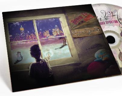 Regina Spektor - Begin To Hope CD Redesign
