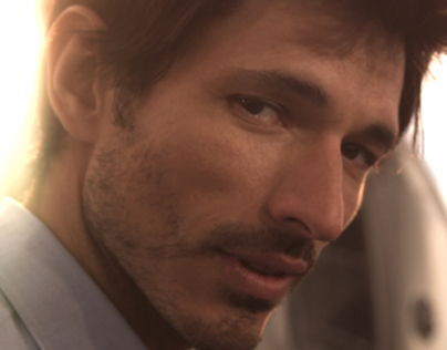 Andres Velencoso for HE by Mango SS 13