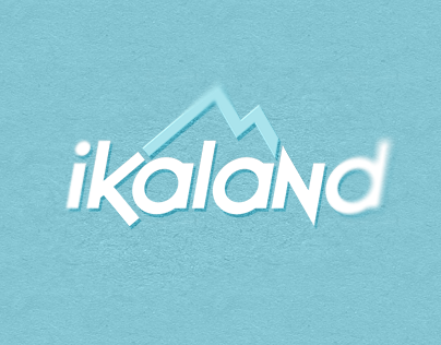 iKaland website design