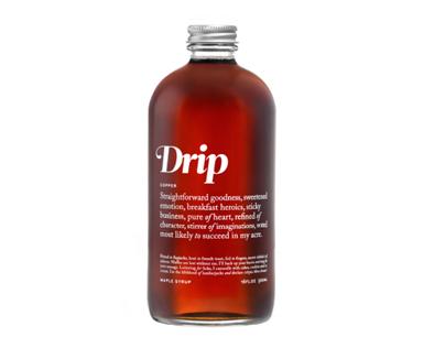 Drip Maple / Product Design