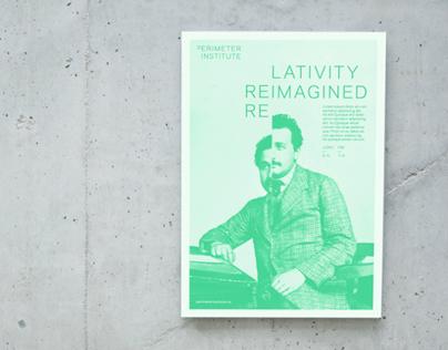 Perimeter Institute / Identity and Editorial Design