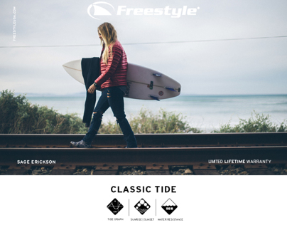 Freestyle 2014 Ads