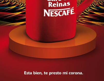 NESCAFÉ - Café de Reinas