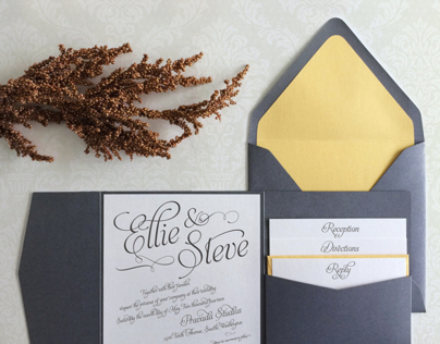 Wedding Suite Invitations