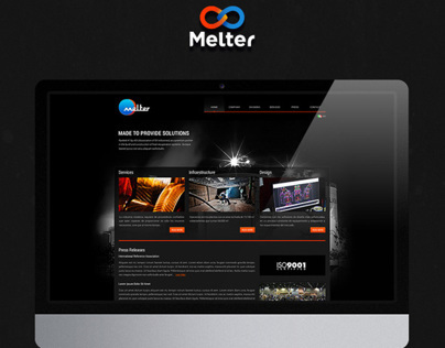 Corporate Website Re-Design & Development