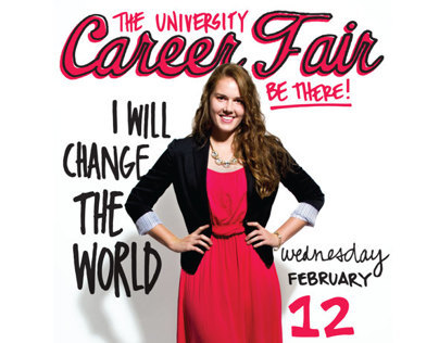 Career Fair Campaign