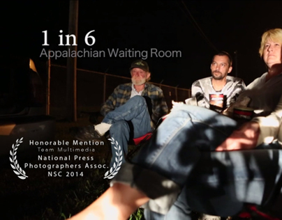 1 in 6 Appalachian Waiting Room