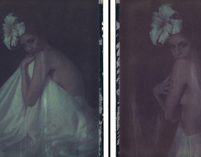 Obscure Beauty - Preview (POLAROIDS)