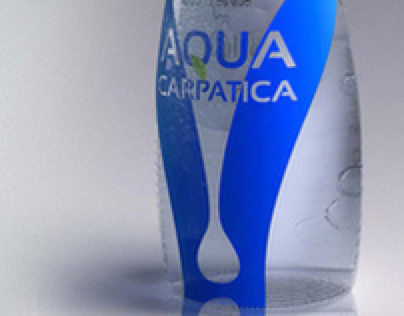 Aqua Carpatica Bottle 2