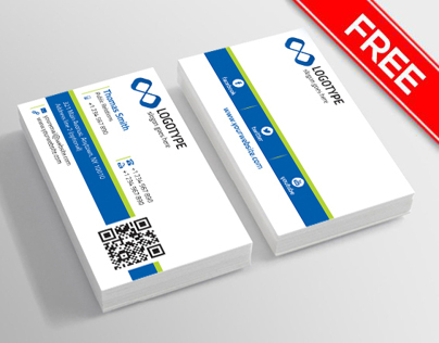 Corporate Business Card (FREE)