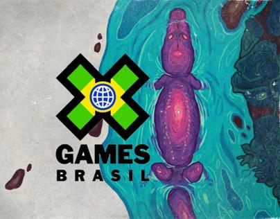 X-GAMES Brazil 2013 - Street Park Track