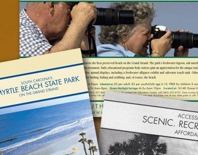 South Carolina Dept. of Parks, Recreation & Tourism