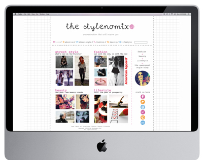 Website - The Stylenomix
