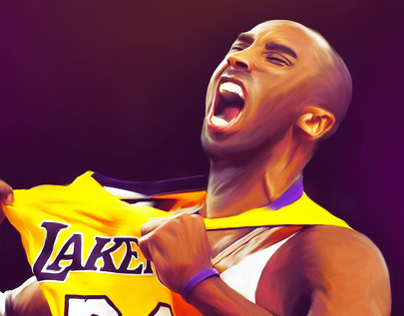 KOBE - Digital Painting