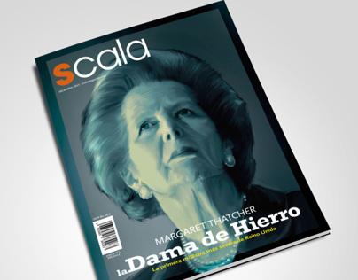 Scala Magazine - Proyecto editorial