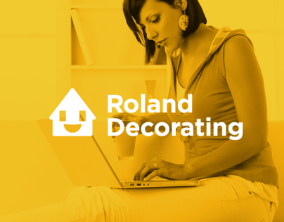 Roland Decorating - logo