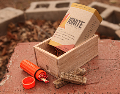 Ignite Fire Starting Kits