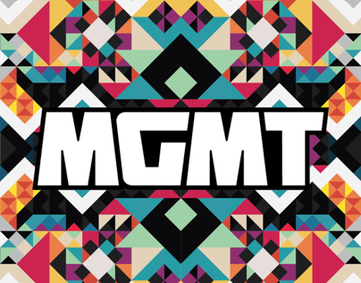 CD Redesign - MGMT Oracular Spectacular