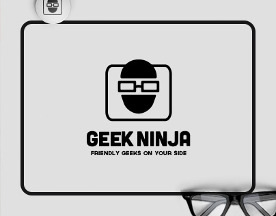 Geek Ninja Logo