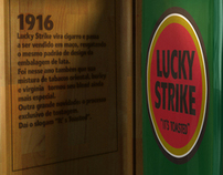 Lucky Strike · Commemorative Packages