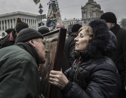 Occupy Kiev / Death