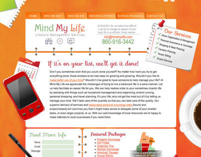 Mind My Life - Branding