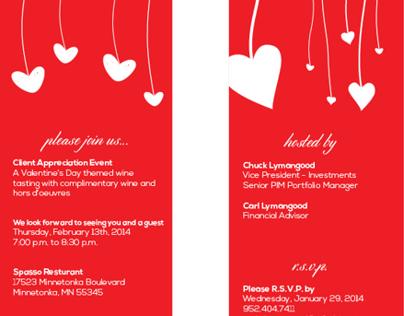 Valentines Invitations