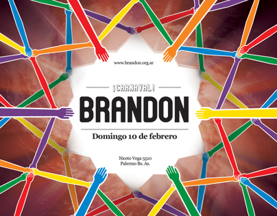 Brandon Party - Print Flyers