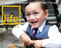 Life at its Best Magazine