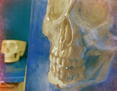 Skate - Skull