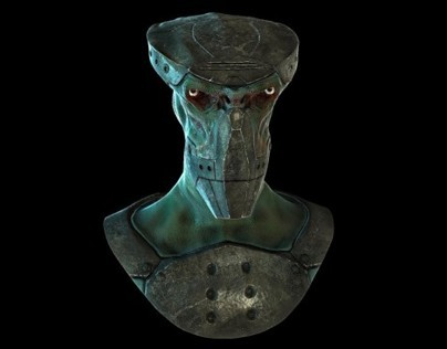 Mudbox speed sculpting and texturing