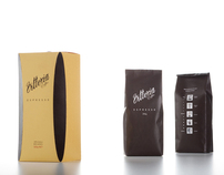 Vittoria Coffee Repackaging