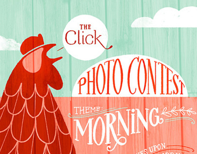 Click Magazine Photo Contest Ad
