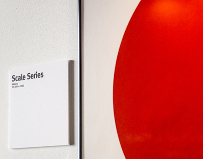 Chicago Design Museum, Work at Play—2013, Way-finding