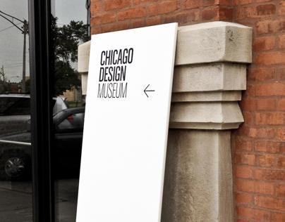 Chicago Design Museum 2012 Show—Wayfinding