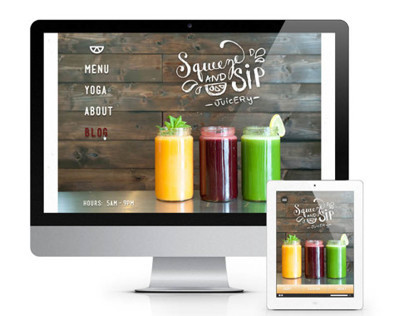 Squeeze & Sip Juicery