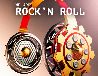 WE ARE ROCK'N ROOL
