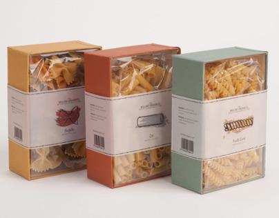 Mulino Organico Pasta Boxes