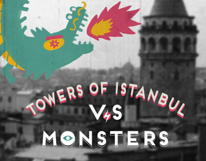 Towers Of Istanbul vs Monsters