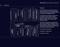 Studiodare Website