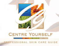 Centre Yourself Spa Brochure